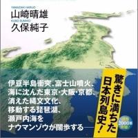 山崎晴雄・久保純子『日本列島100万年史』