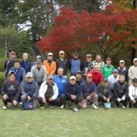 第143回 関東電電球友会ゴルフコンペ開催