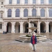 ローマ、ミニ散歩でベルニーニ