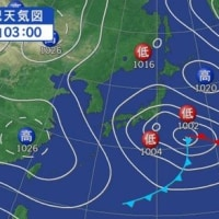 埼玉県北部などの関東地方では雨が昨日から続き、今日は寒い朝になりました