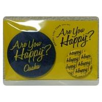 Are You Happy?、京セラ12月3日(土)。