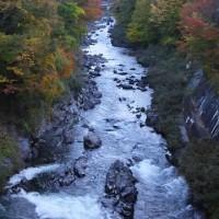 木曽町の秋