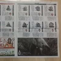 山梨日日新聞様に掲載頂きました