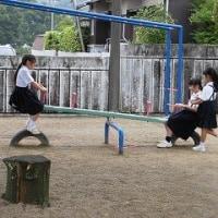 5/25(木)昼休みの過ごし方