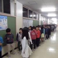 入学式 最終リハーサル④(1年生)