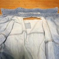 変身のジーンズ