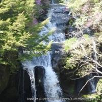奥日光、鬼怒川 龍頭の滝でマイナスイオンを感じる♪