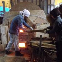 穴窯焼き H29-03-21 ㈫ 雨
