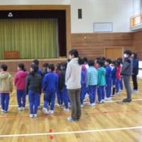 入学式の練習をしました!