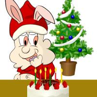 クリスマスカードのイラスト素材集