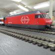 スイスの国際列車!!