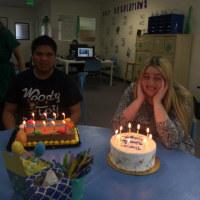 Pete's Birthday party