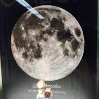月と宇宙飛行士