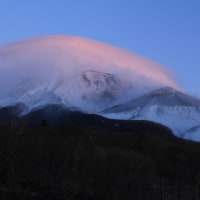 富士山 定点8回目...  新雪後の翌朝は...