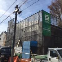 国分寺市内木造2階建アパート新築工事の動画をアップしました!