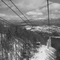 スノーシューハイク・・・入笠山