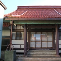 前田利常公の足跡を訪ねて ⑤越前屋歓生宅付近の芭蕉句碑、来生寺、正覚寺