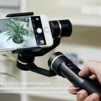 5%off-Feiyu Tech SPG 360度 無制限 3軸 ハンドヘルド 安定ジンバル (スマートフォン用)送料無料
