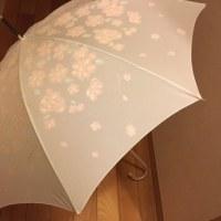 昨日の傘…♪
