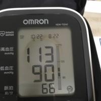 なんだ、この血圧は?