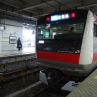 蘇我駅に止まる個性豊かな電車たち