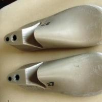 革靴の自作 ii 靴型の修正