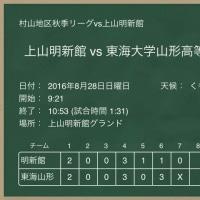 2016秋季リーグ戦最終結果