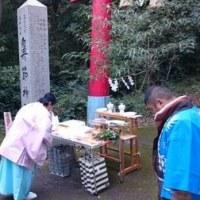 鼻節神社例大祭