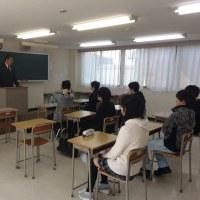 平成29年度5日制加古川校1期始業オリエンテーション