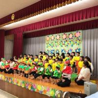 発表会&卒園式