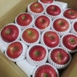 青森りんごが当たりました。