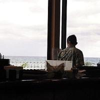 2017年GWハワイ旅行記1日目 その4 シーハウスレストラン