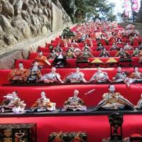 伊豆稲取でひな祭り
