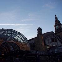 北ドイツの旅の拠点・ハンブルク駅