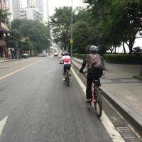 待ちに待った 重慶-日本自転車倶楽部の発足です