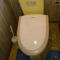 洗浄便座 交換しました 札幌市南区石山 T邸 ポスティングで集客しました