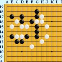 囲碁死活1536 囲碁発陽論