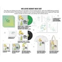 VARIOUS/We Love Disney (Disney Collector's Box Set)��2CD��2��2LP��DVD��