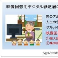 前田式 映像回想レクリエーションの活動