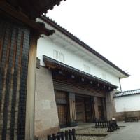 秋の遠征 金沢城