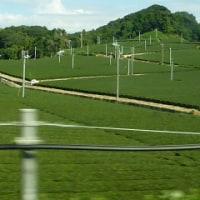 945 「東海道、車窓の景色」