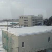 雪が多いときにはいつも思いだす。
