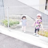 ベビーマッサージ&お散歩
