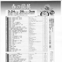 弊社春の蘭展広告掲載4月号絶賛販売中