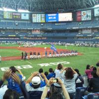 平成26年6月14日(土)第35回大阪市長杯、第25回ゼット杯開会式!!!