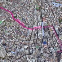 都市計画道路補助173号線