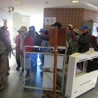 2 長者山山系(510m:安芸区・安佐北区)登山  団体として乗車へ