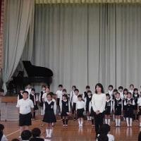 10/24(月)音楽集会をしました。