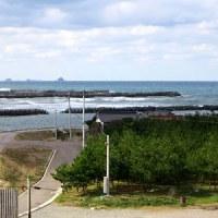 荒涼とした日本海