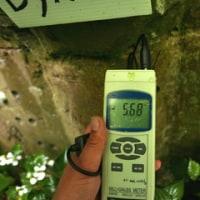 チバニアン(地磁場逆転層)を測る